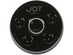 The Joy Factory PAU101 Zip Mini Black Touch-n-go Charger for Mobile Device