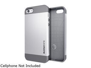 Spigen Slim Armor S Satin Silver Spider Web Case For iPhone 5 / 5S SGP10476