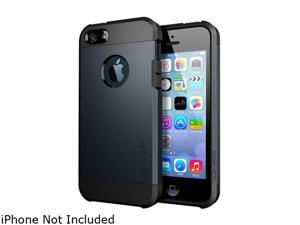 Spigen Tough Armor Metal Slate Case For iPhone 5 / 5S SGP10490