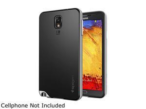 Spigen Satin Silver Galaxy Note 3 Neo Hybrid Case SGP10453