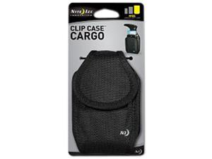 Nite Ize Black Universal Clip Case Cargo Wide CCCW-03-01