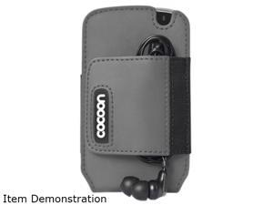 Cocoon City Gray Backpack & Messenger Bag Holster Case For BlackBerry Bold 9000 (CCPC50GY)
