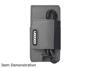 Cocoon Trek City Gray Solid Backpack/Messenger Holster Case for Motorola Droid/2, iPhone 3G/3GS/4 CCPC60GY