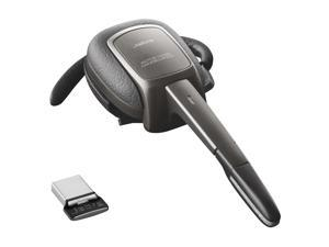 Jabra SUPREME UC Black Mono Bluetooth Headset with Bluetooth USB Adapter
