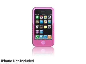 XtremeMac Pink Tuffwrap Accent Case for iPhone 3G 01567