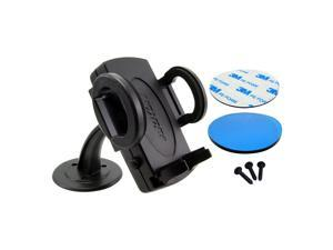 ARKON Mini Grip Universal Adhesive Dashboard, Desktop, or Console Cell Phone Mount (SM316)