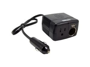 ARKON Deluxe Power Inverter 3 in 1 Port w/ USB, DC & AC (CADAU-150B)