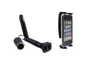 ARKON Lighter Socket Mount with Power Dongle for iPhone 4 (IPM521)