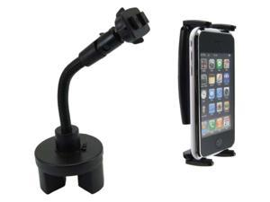 ARKON Cup Holder Mount with Flexible Gooseneck Shaft for iPhone IPM523-G