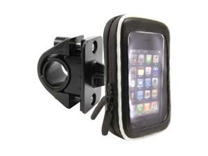 ARKON Black Water Resistant Smartphone Bike Mount & Case SM032