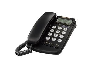 Panasonic KX-TSC11B 1-line Operation Corded Phone