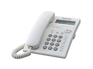 Panasonic KX-TSC11W Integrated Corded Telephone System(White)
