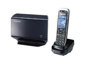 Panasonic KX-TGP500 SIP IP Expandable Cordless Phone System with Location Free Base Station and 1 Cordless Handset