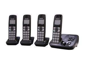 Panasonic KX-TG4734B DECT 6.0 Digital Answering System