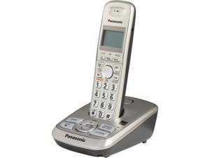 Panasonic KX-TG4221N 1.9 GHz DECT 6.0 1X Handsets Expandable Digital Cordless Answering System Integrated Answering Machine