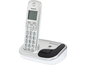 Expandable Digital Cordless Phone with 1 Handset