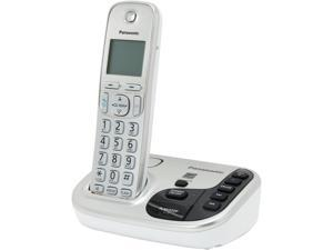 Expandable Cordless Phone with Talking Caller ID- 1 Handset