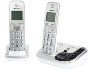 Digital Cordless Answering Sys Expandable 2 Handsets SR