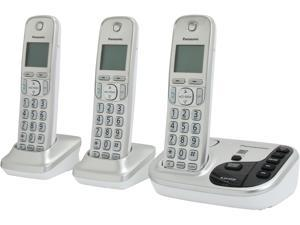 Digital Cordless Answering Sys Expandable 3 Handsets SR