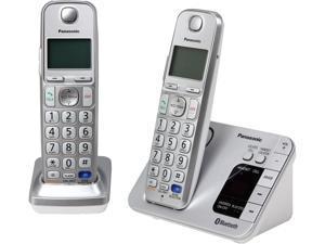 Panasonic KX-TGE262S Cordless Phones
