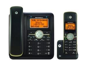 MOTOROLA L512CBT 1.9 GHz Digital DECT 6.0 2X Handsets Corded/Cordless Phone System with Bluetooth Technology