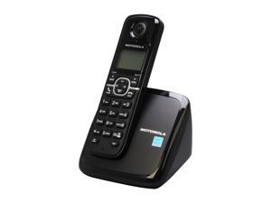 MOTOROLA L601 1.9 GHz Digital DECT 6.0 1X Handsets Cordless Phones