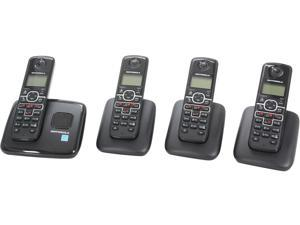 MOTOROLA L704 1.9 GHz Digital DECT 6.0 4X Handsets Cordless Phones