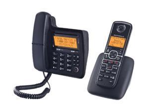MOTOROLA L702C 1.9 GHz Digital DECT 6.0 2X Handsets Cordless/Corded Phones