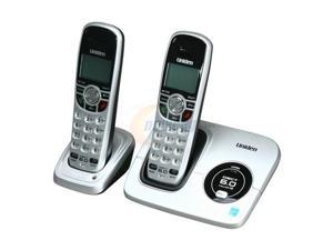 Uniden DECT1560-2 1.9 GHz Digital DECT 6.0 2X Handsets Cordless Phone