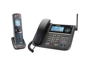 Uniden DECT4096 2-Line DECT 6 Corded/Cordless Phone