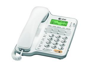 AT&T 2909 Phone Lines: 1 Basic Corded Phone