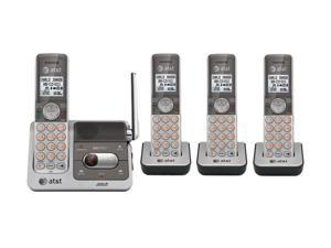 AT&T ATTCL82401 1.9 GHz Digital DECT 6.0 Cordless Phones with Caller ID