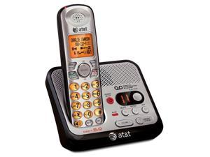 AT&T ATTEL52100 1.9 GHz Digital DECT 6.0 Cordless Answering System with Caller ID/Call Waiting