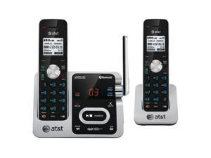 AT&T ATTTL92271 1.9 GHz Digital DECT 6.0 2X Handsets Cordless Phones with Caller ID & Answering System