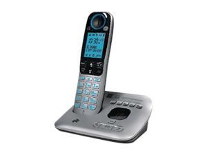 GE 30522EE1 Single line, expandable, 1X handset, cordless phone with digital answering system