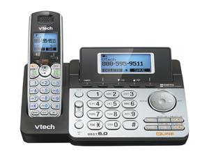 Vtech DS6151 1.9 GHz Digital DECT 6.0 1X Handsets Cordless Phone Integrated Answering Machine