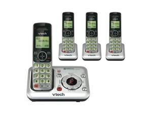 Vtech VTCS6429-4 1.9 GHz Digital DECT 6.0 4X Handsets Four-Handset Phone with Answering System