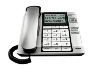 RCA 1113-1BSGA 1-line Operation Corded Desktop Caller ID Phone