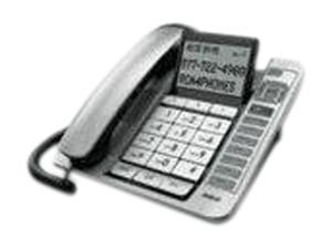 RCA 1114-1BSGA 1-line Operation Corded Desktop Phone with Integrated Answering System