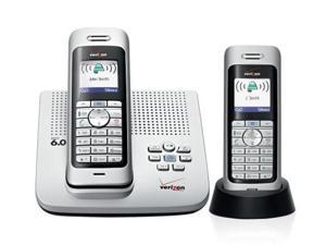 Verizon V300AM-2 1.9 GHz Digital DECT 6.0 2X Handsets Cordless Phone