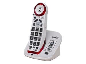 Clarity XLC2 DECT 6.0 1X Handsets Amplified Cordless Big Button Speakerphone with Talking Caller ID