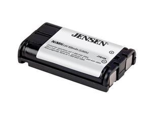 JENSEN JTB104 Cordless Phone Battery for Panasonic HHR-P104A