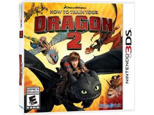 How To Train Your Dragon 2: The Video Game 3DS