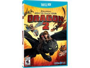 How To Train Your Dragon 2: The Video Game Nintendo Wii U