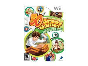 Family Party: 30 Great Games Outdoor Fun Wii Game D3PUBLISHER