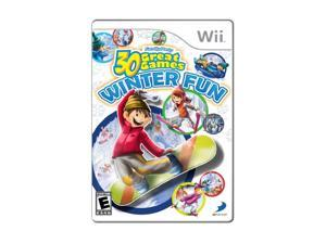 Family Party: 30 Great Games of Winter Fun Wii Game