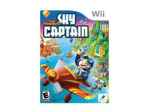 Kid Adventures: Sky Captain Wii Game