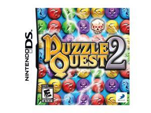 Puzzle Quest 2 Nintendo DS Game