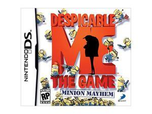 Despicable Me Nintendo DS Game