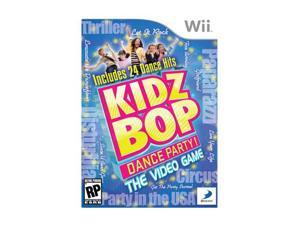 Kidzbop Dance Party Wii Game D3PUBLISHER